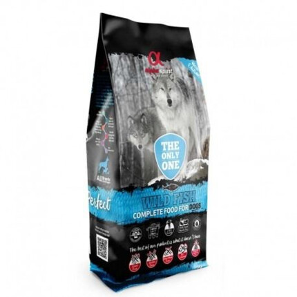 Alpha Spirit Alimento  Only Fish 12kg